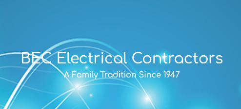 BEC Electrical Contractors Ltd logo