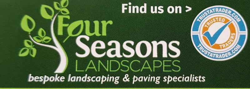 Four Seasons Landscapes logo
