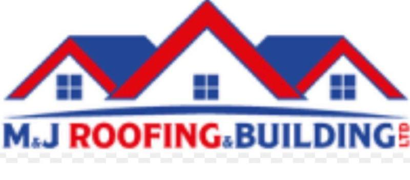 M&J Roofing & Building Ltd logo
