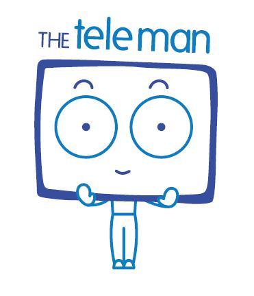 The Teleman logo
