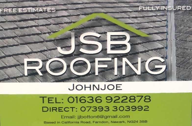 JSB Roofing logo
