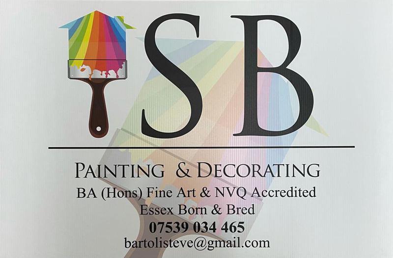 SB Painting & Decorating logo