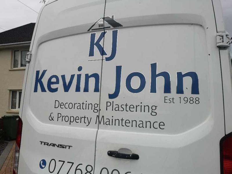 Kevin John Decorating And Property Maintenance logo