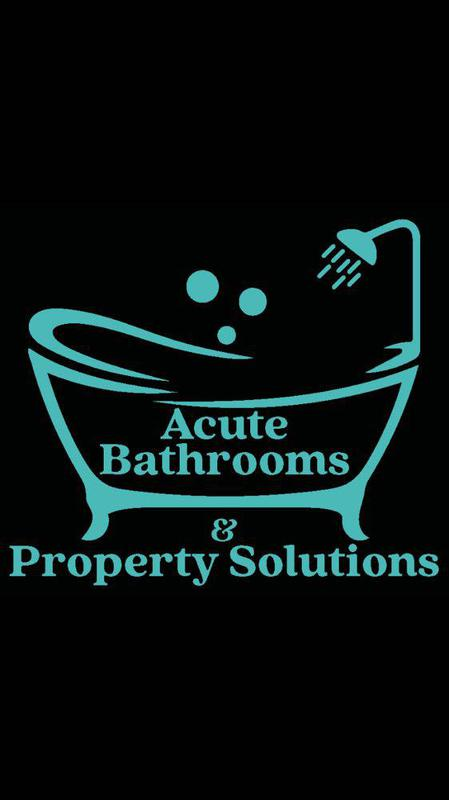 Acute Bathrooms & Property Solutions logo