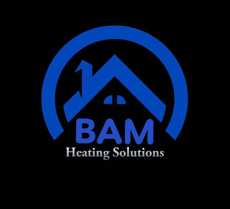 BAM Heating Solutions logo