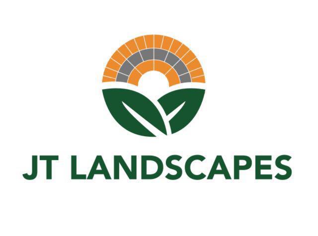 JT Landscapes logo