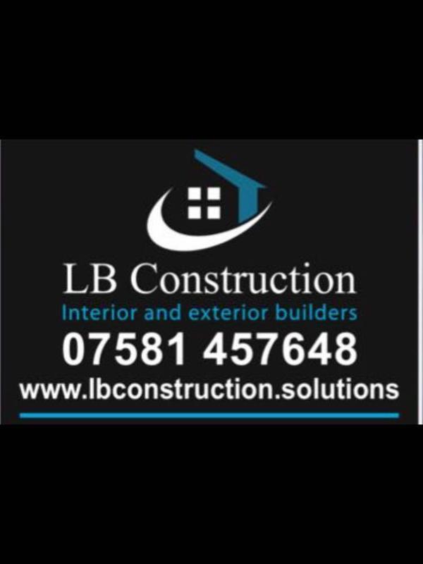LB Construction logo