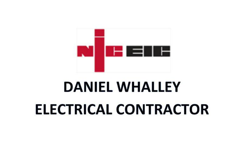Daniel Whalley Electrical Contractor logo