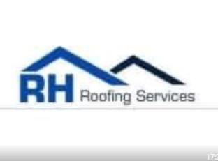 RH Roofing Services logo