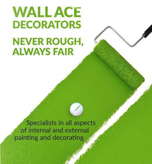 Wall Ace Decorators logo