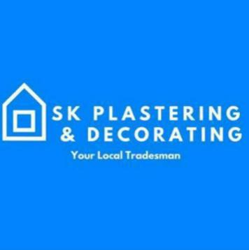 SK Plastering & Decorating Services logo
