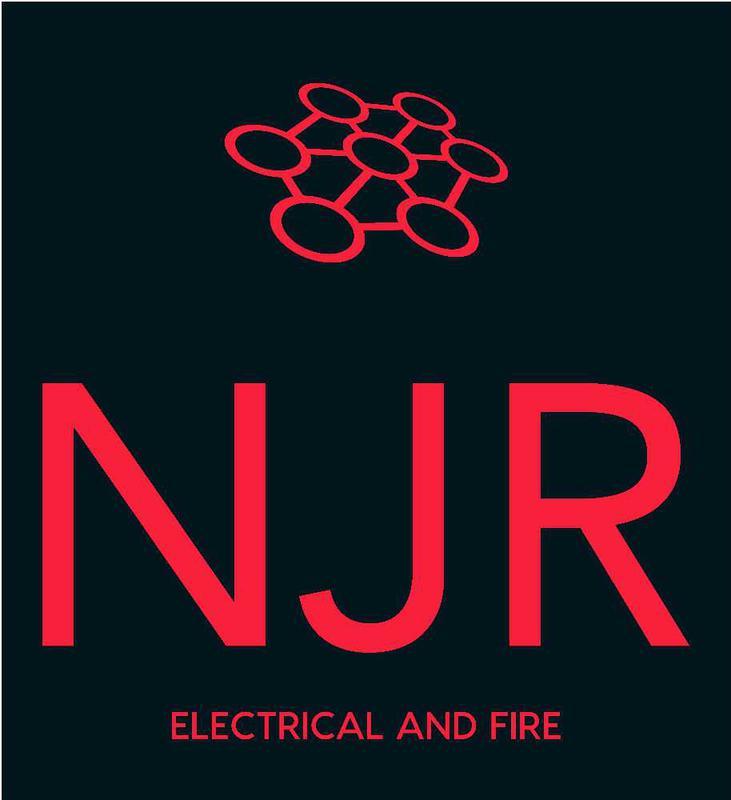 NJR Electrical & Fire logo