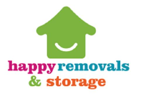 Happy Removals logo