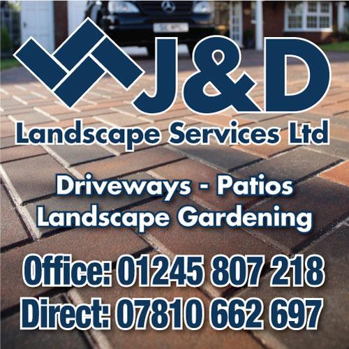 J&D Landscape Services Ltd logo