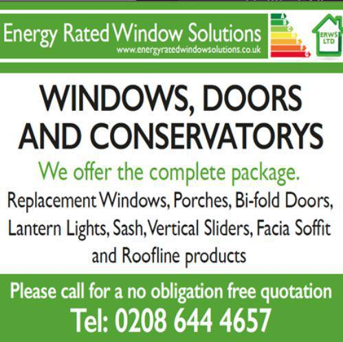 Energy Rated Window Solutions Ltd logo