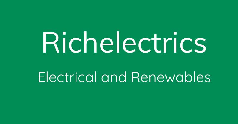 Rich Electrics logo
