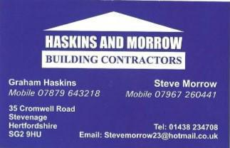 Haskins & Morrow Builders logo