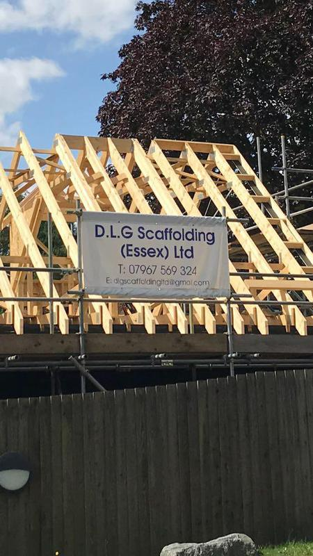 DLG Scaffolding (Essex) Ltd logo