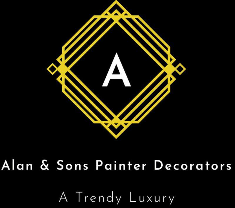 Alan & Sons Painter Decorator logo