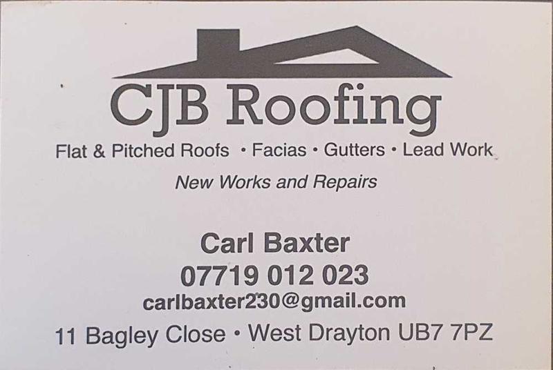 CJB Roofing logo