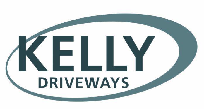 Kelly Driveways logo