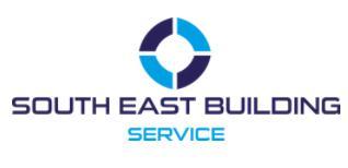 South East Building Service logo