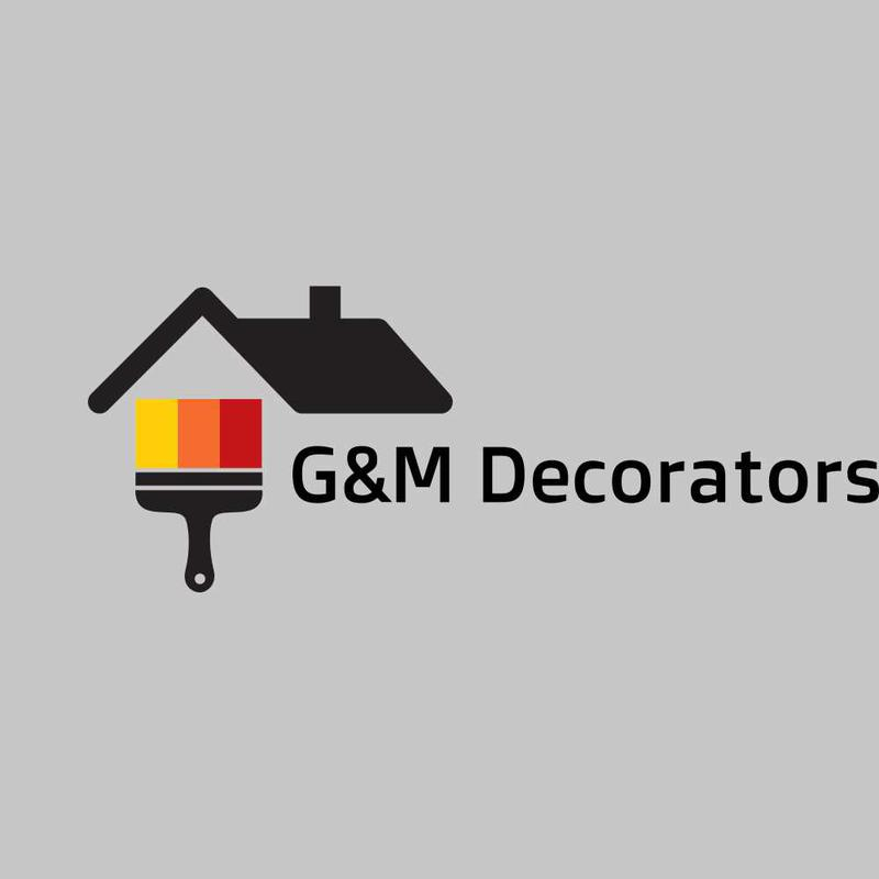 G&M Decorators logo