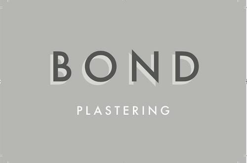 Bond Plastering logo