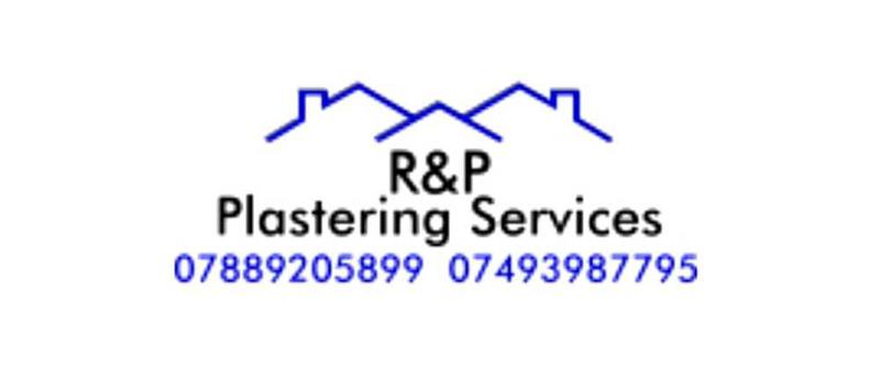 R&P Plastering Services logo