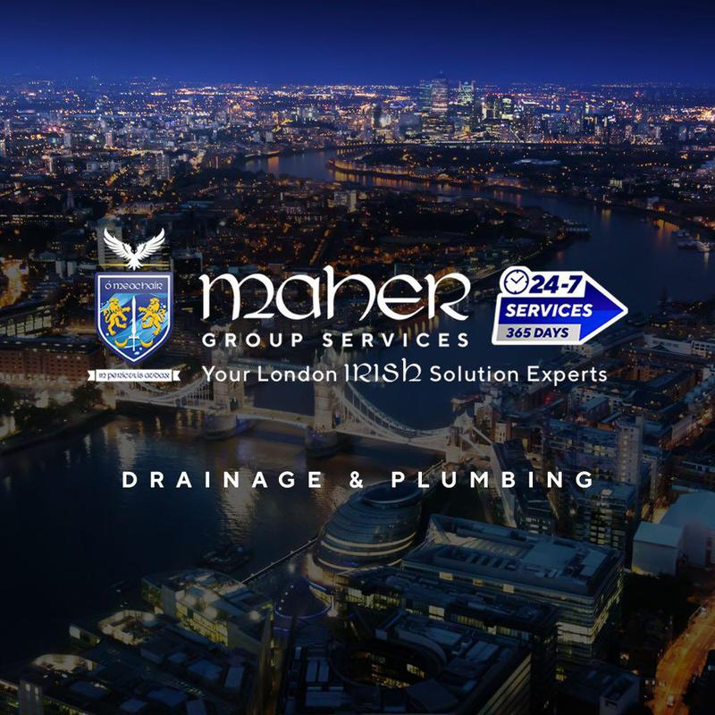 Maher Group Services logo