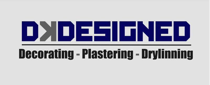 DK Designed logo