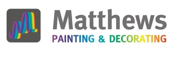 Matthews Painting & Decorating logo