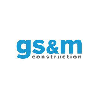 GS&M Construction logo