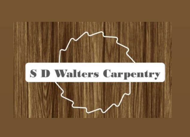 SD Walters Carpentry logo