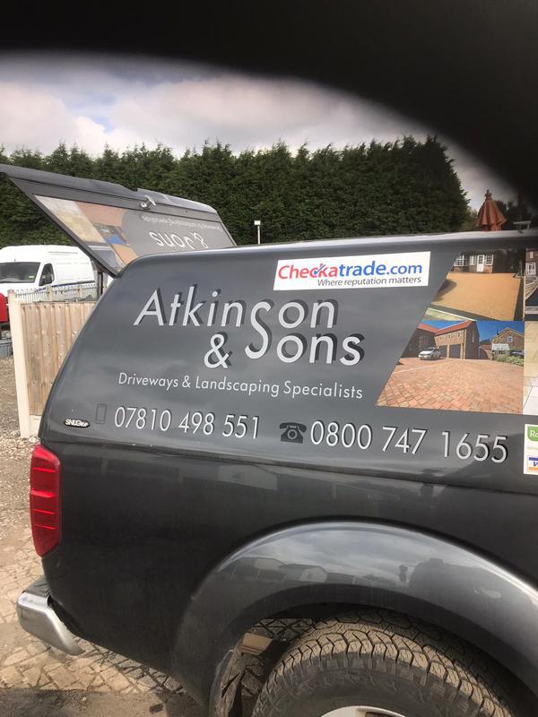 Atkinson & Sons logo