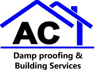 AC Damp proofing & Building Services logo