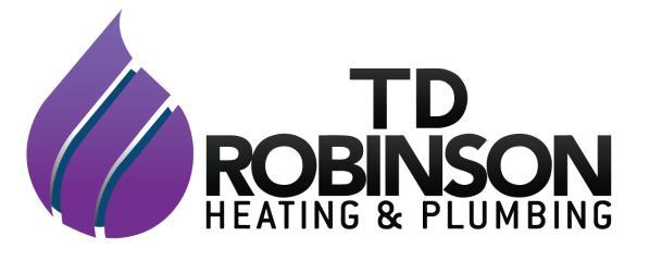TD Robinson Heating & Plumbing Ltd logo