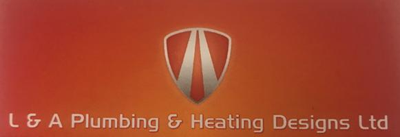 L&A Plumbing & Heating Designs Ltd logo