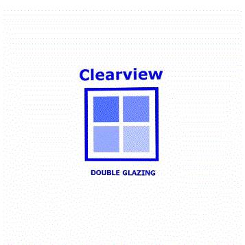 Clearview Double Glazing logo