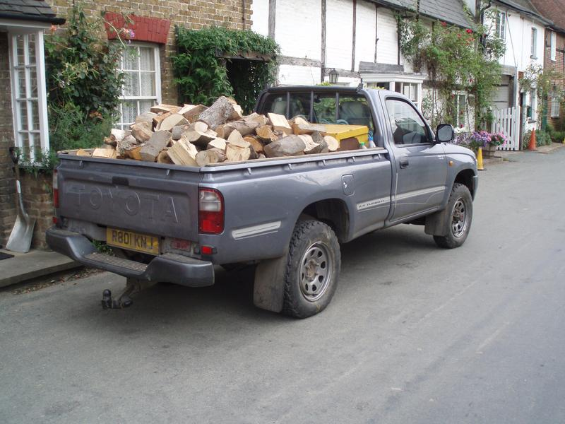 Image 6 - Firewood delivered