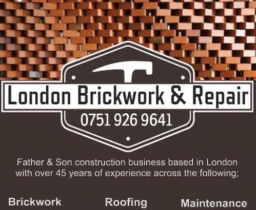 London Brickwork and Repair Ltd logo