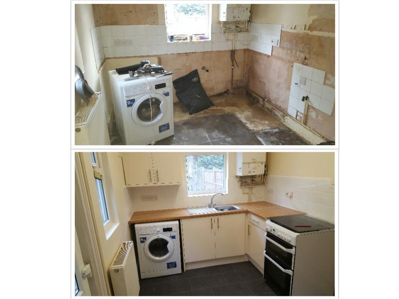 Image 8 - Full kitchen refurbishment.