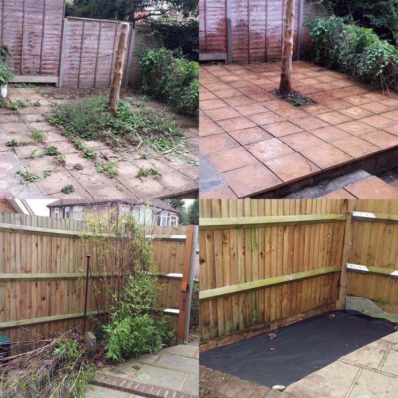 Image 222 - Fence and resurfacing ideas