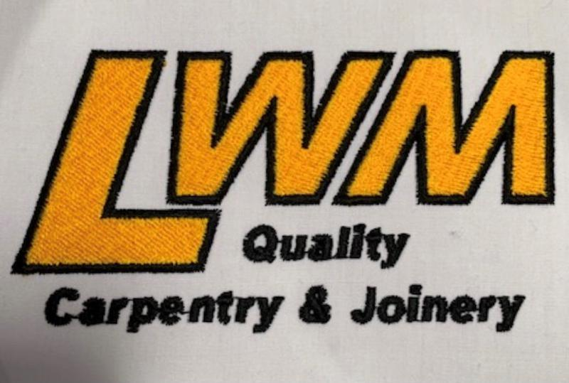LWM Carpentry logo