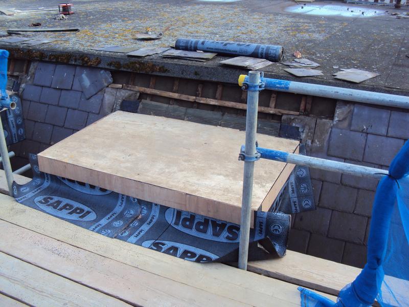 Image 12 - Dormer flat roofing