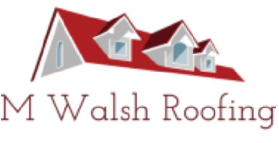 M Walsh Roofing Ltd logo