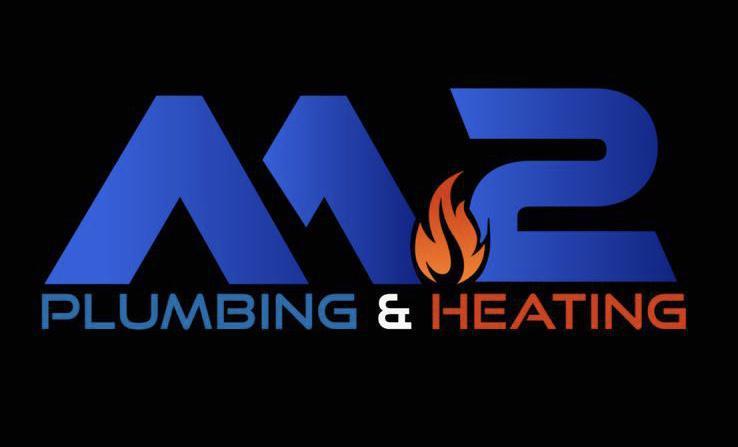 M2 Plumbing logo