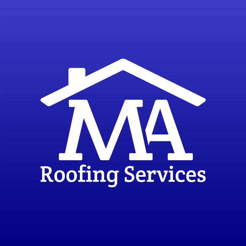 MA Roofing Services logo