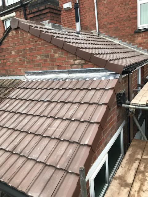 Image 140 - Bathroom roof covering replacement. Completed February 2019. Earlsdon.