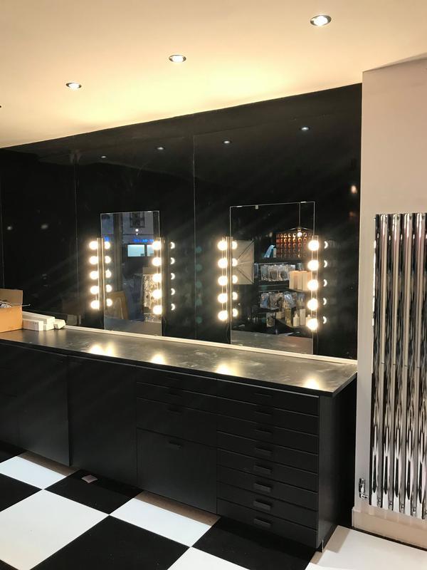 Image 7 - make up mirror lights